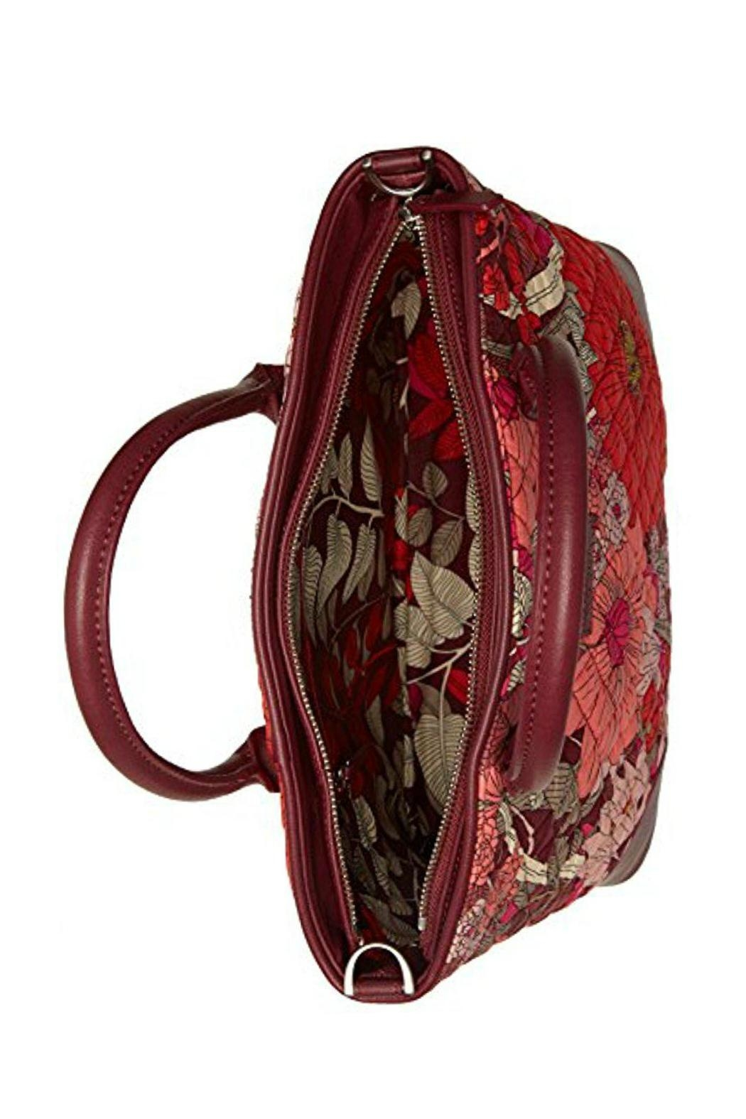 Vera Bradley Bohemian Blooms Day-Off - Side Cropped Image