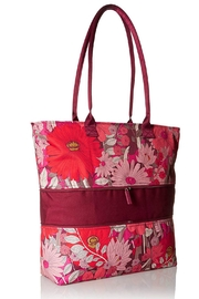 Vera Bradley Bohemian Blooms Expandable - Front full body