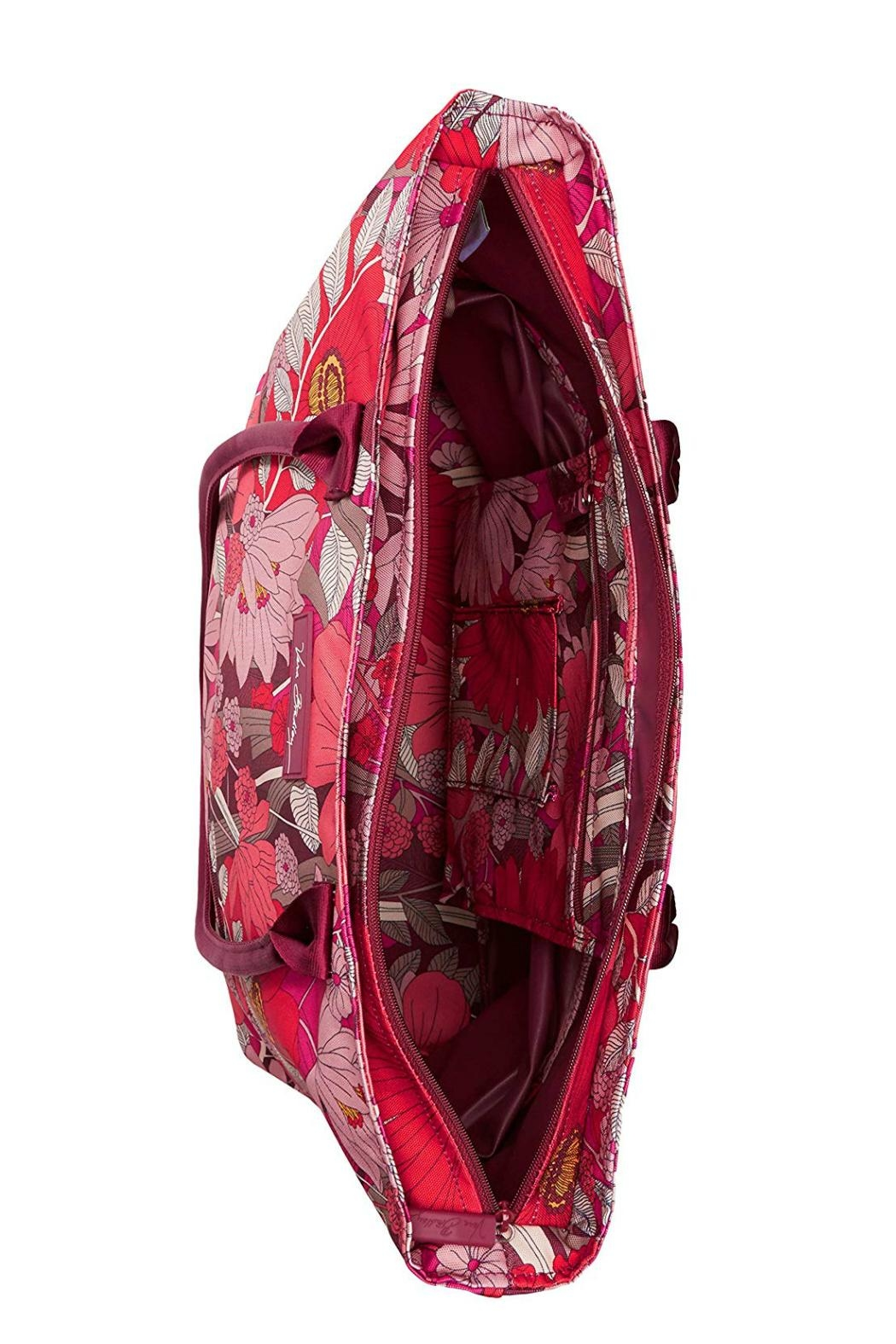 Vera Bradley Bohemian Blooms Expandable - Side Cropped Image