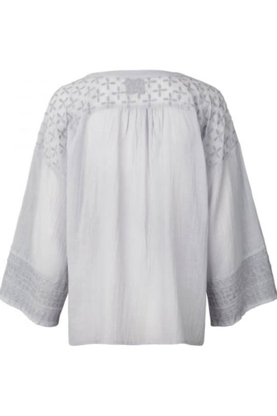 LOLLYS LAUNDRY Bohemian Blouse - Front Full Image