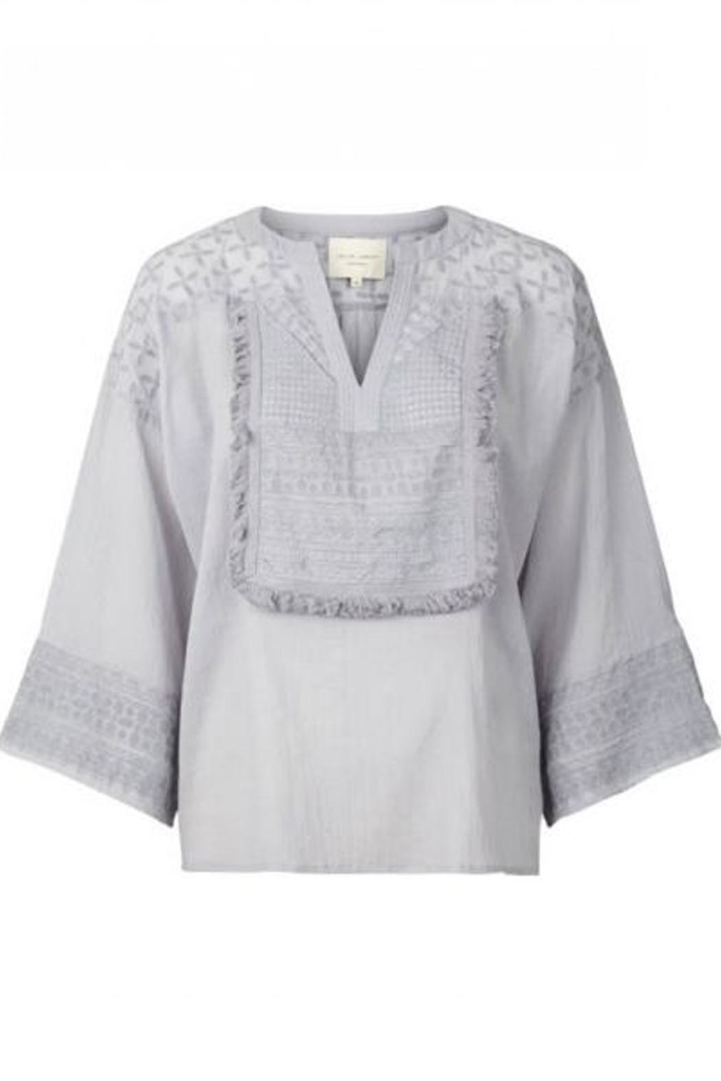 LOLLYS LAUNDRY Bohemian Blouse - Front Cropped Image