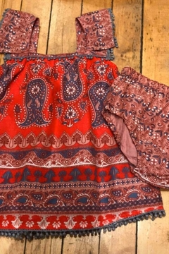 Shoptiques Product: bohemian paisley set
