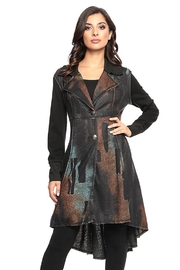 Adore Bohemian Rap Coat - Product Mini Image