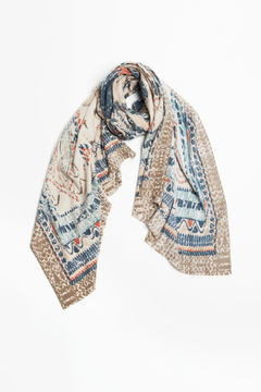 Look by M Bohemian Scarf - Product List Image