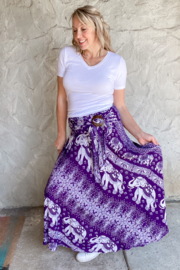I Boutique  Bohemian Skirt/Dress - Front cropped