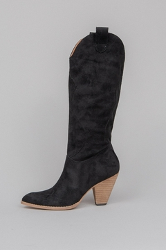 miracle miles  Bohemian/Western Knee-High Boot - Product List Image