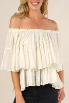 Shoptiques Product: Boho Angel Top