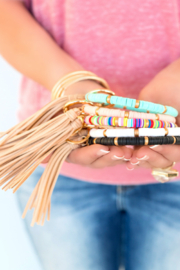 Kindred Mercantile Boho Bangle - Product Mini Image