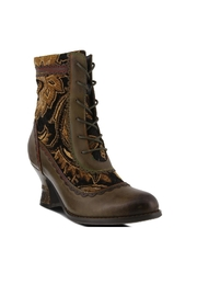 Spring Footwear Boho Bewitched Bootie - Product Mini Image