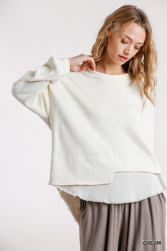 umgee  Boutique Layered Top - Product List Image