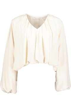 Bishop + Young Boho Bubble Sleeve Top - Alternate List Image