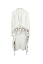 Cream Boho Cardigan - Product Mini Image