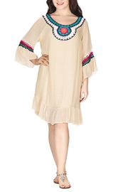 India Boutique Boho Cover Up - Product Mini Image
