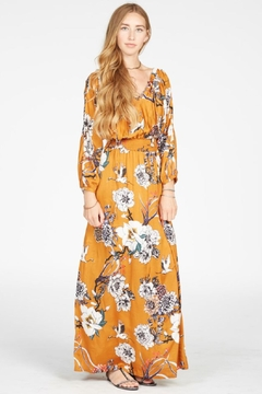 Knot Sisters Boho Floral Dress - Product List Image