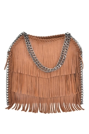 H & D Boho Fringe Bag - Product Mini Image