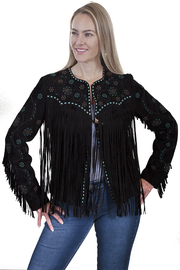 Scully  Boho Frontier Jacket - Front cropped