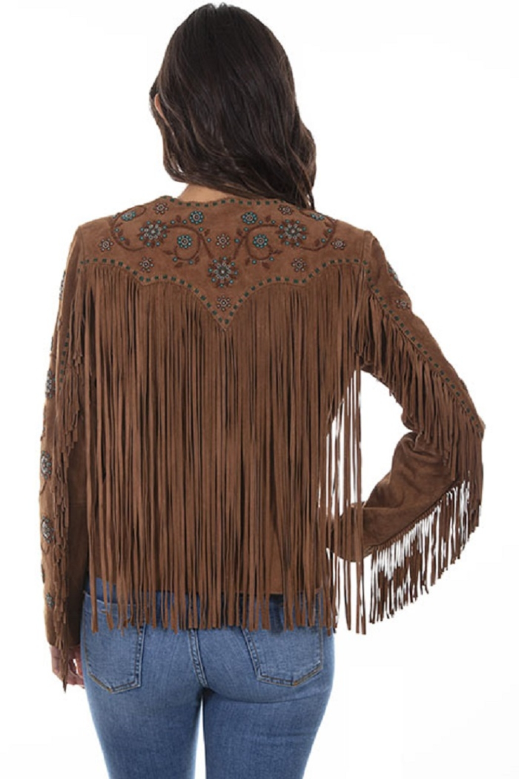 Scully  Boho Frontier Jacket - Front Full Image