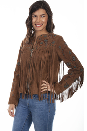 Scully  Boho Frontier Jacket - Product Mini Image