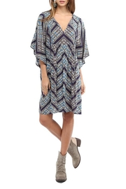 Glam Boho Kaftan Dress - Product Mini Image