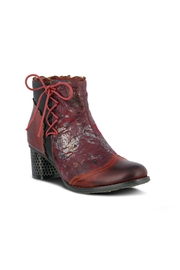 Spring Footwear BOHO Lace-up Bootie - Product Mini Image