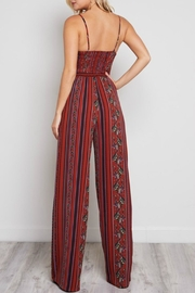 Pretty Little Things Boho Palazzo Pants - Front full body