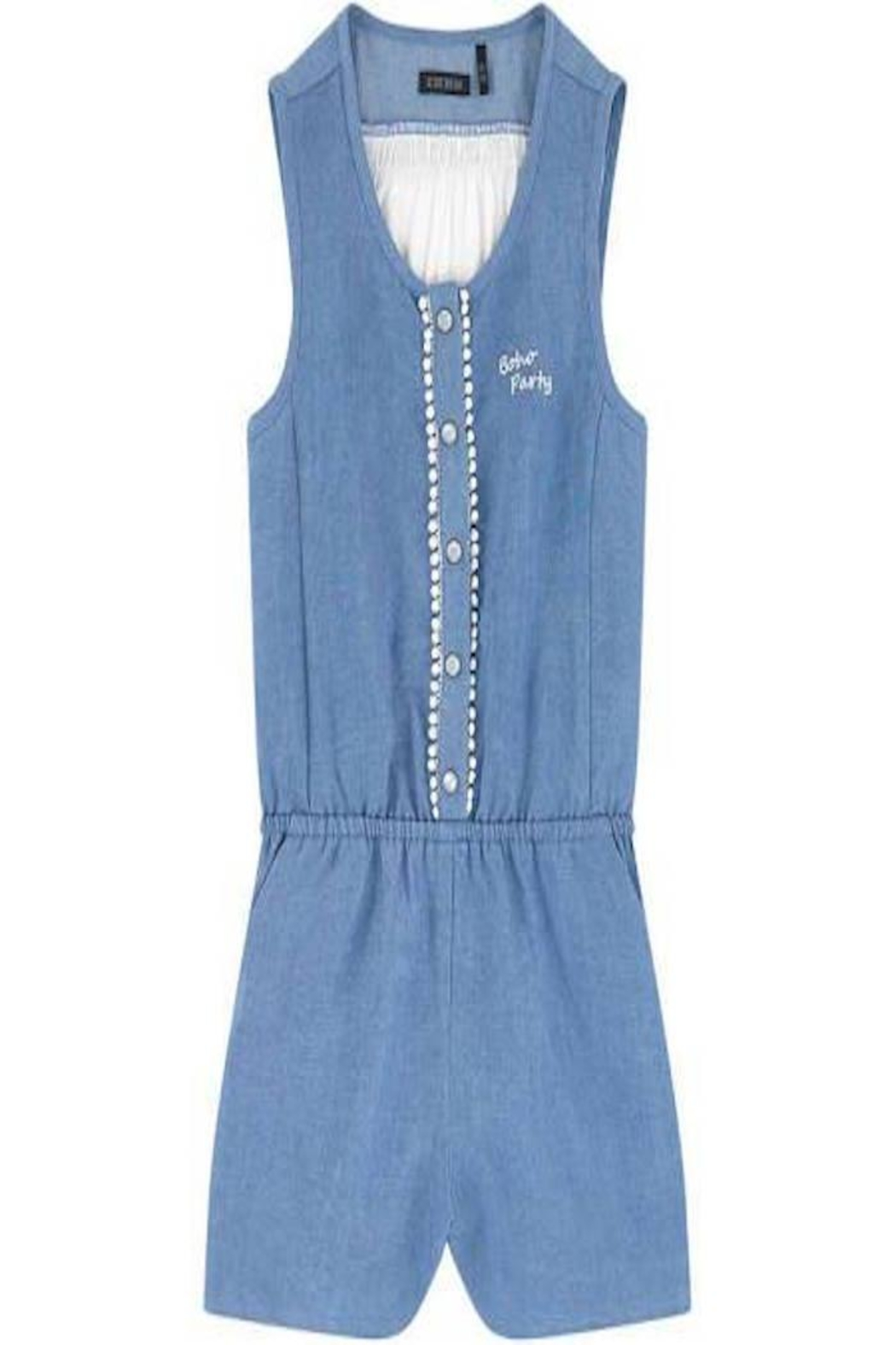 IKKS Boho Party Romper - Main Image