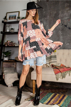 Easel  Boho Patchwork - Product List Image