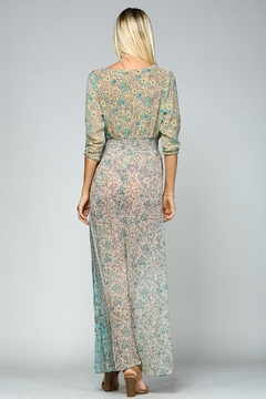Racine Boho Print Maxi - Alternate List Image