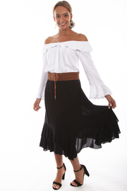 Scully  Boho skirt with band - Product Mini Image