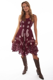 Scully  Boho Sun dress - Front cropped