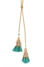 Spartina 449 Boho Tassel Lariat Necklace - Product Mini Image