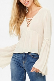lunik Boho Top - Product Mini Image
