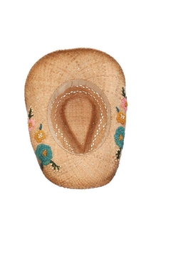 Dorfman Pacific  Boho Western Hat - Alternate List Image