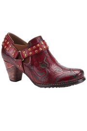 Spring Footwear Boho western Shoie - Front cropped