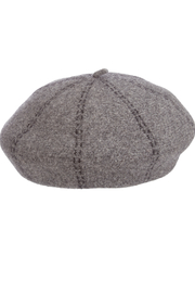 Dorfman Pacific Boiled wool french beret - Product Mini Image