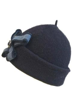Shoptiques Product: Wool Bow Front