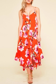 Promesa USA Bold Floral Dress - Product Mini Image