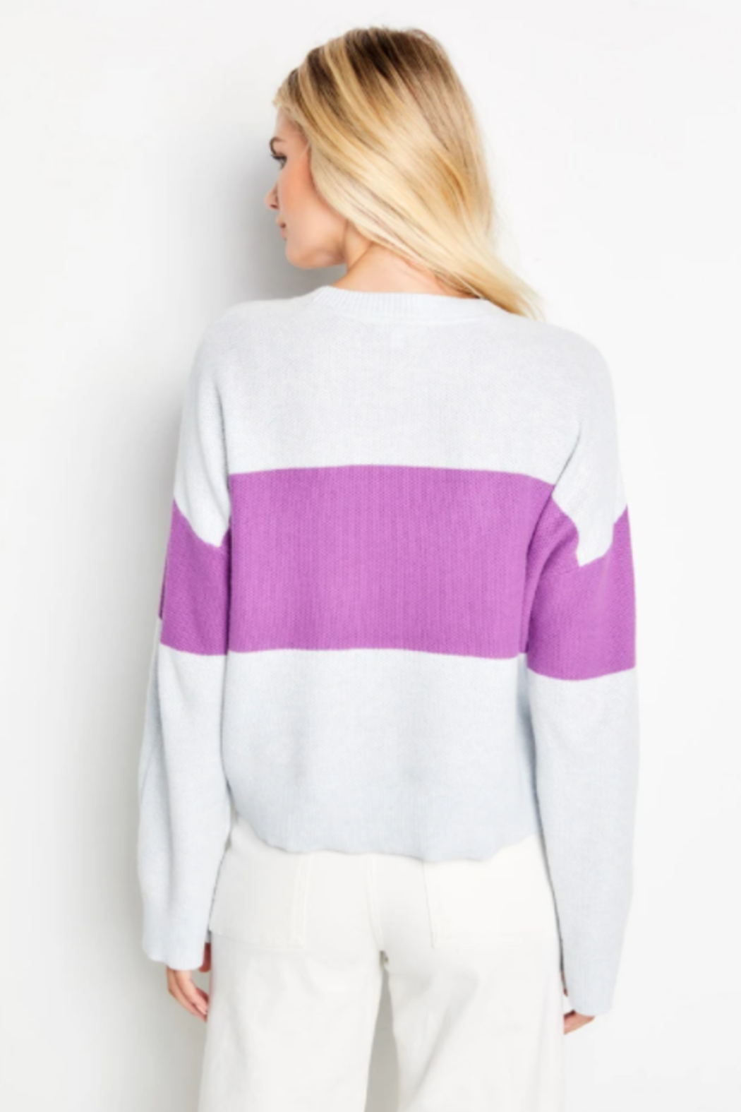 Lisa Todd Bold Move Sweater - Front Full Image