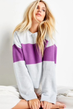 Lisa Todd Bold Move Sweater - Product List Image