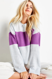 Lisa Todd Bold Move Sweater - Front cropped
