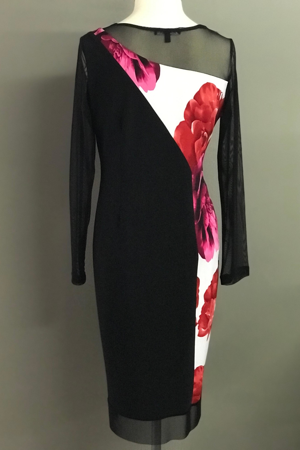 Picadilly Bold-n-Beautiful Dress - Front Full Image