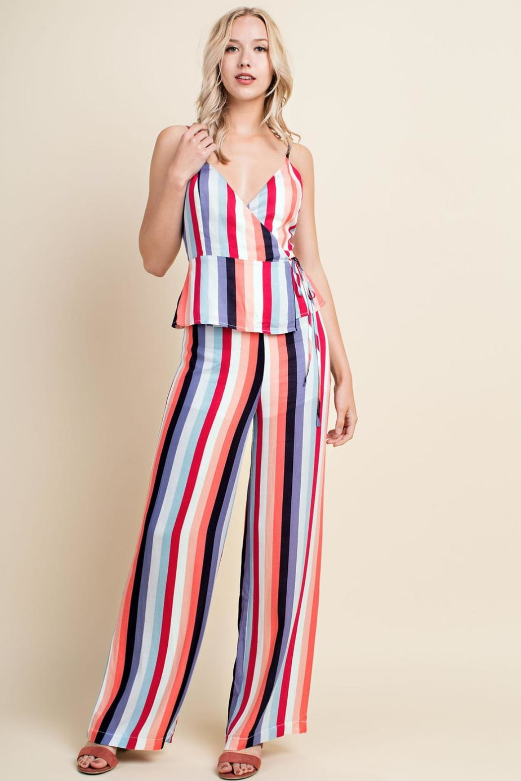 efbce22d1b11 honey belle Bold Striped Pants from Florida by Apricot Lane St ...