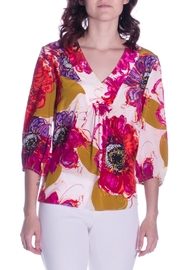 Trina Turk Bold Women's Blouse - Front full body