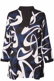 BOLDI Printed Tunic - Front full body