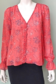 Joie Bolona B Blouse - Front full body