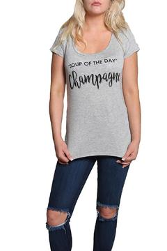 Shoptiques Product: Champagne Tee