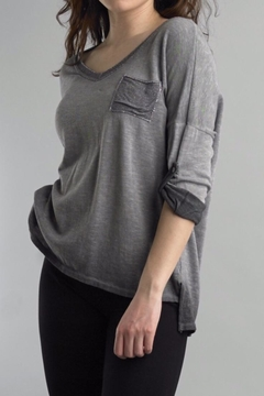 Shoptiques Product: Lightweight V-Neck Sweater