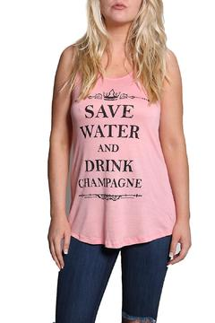 Shoptiques Product: Save Water Tank