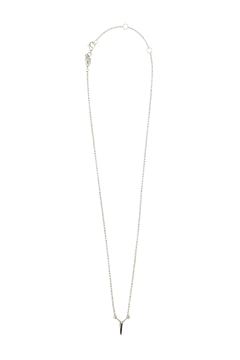 Boma Silver Stud Pendant Necklace - Product List Image