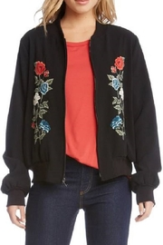 Karen Kane Bomber Lightweight Jacket - Product Mini Image